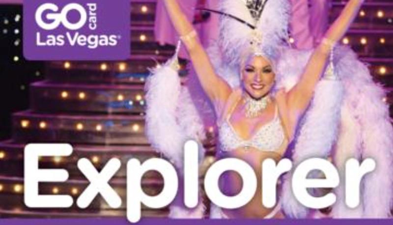 Tarjeta Las Vegas Explorer Pass