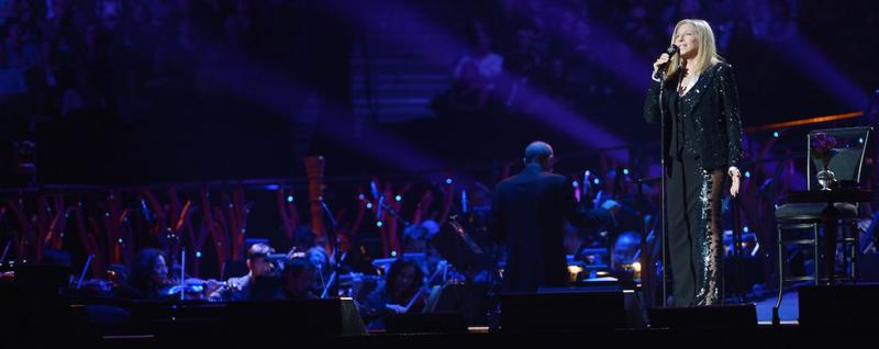 Barbra Streisand en Concierto