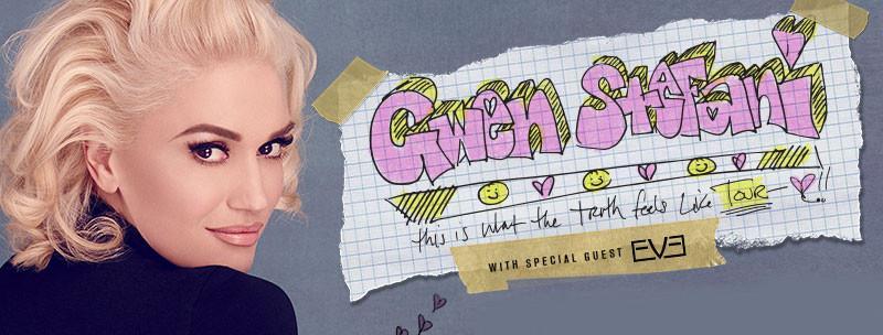 Gwen Stefani en Concierto