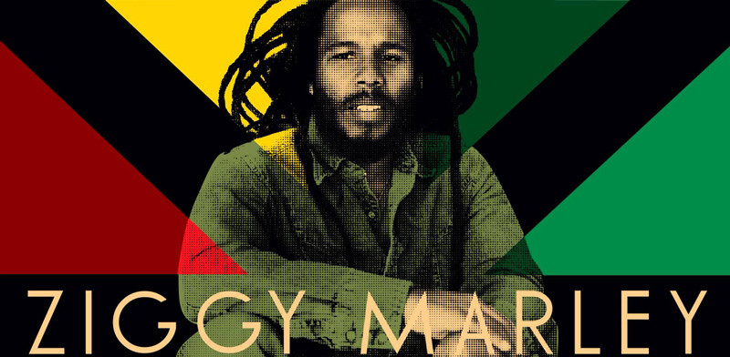 Ziggy Marley en Concierto