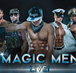 show de magic mike en vivo