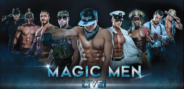 show de magic mike en vivo