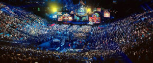 estadio MGM Grand Garden Arena