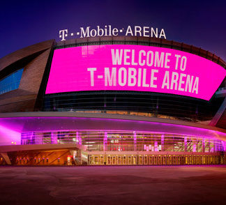 estadio T Mobile Arena