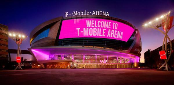 estadio T Mobile Arena