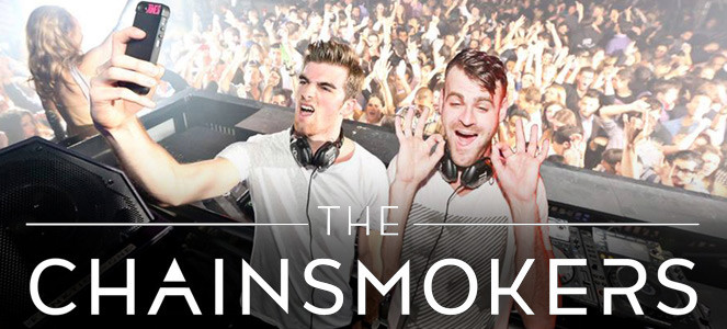 the chainsmokers en las vegas