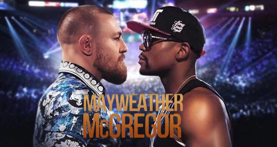 pelea de mayweather y mcgregor en las vegas