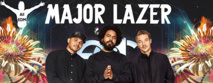 major lazer en las vegas