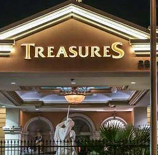 men club en las vegas treasures