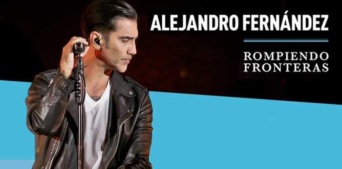 Alejandro Fernandez en Las Vegas 15 de Septiembre 2018