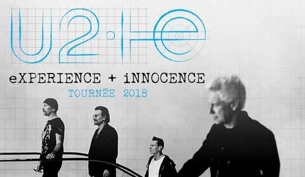 U2 en concierto en las vegas