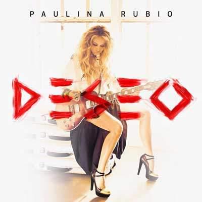 paulina rubio en concierto en diciembre 8 del 2018
