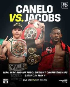canelo vs jacobs mayo 4 del 2019
