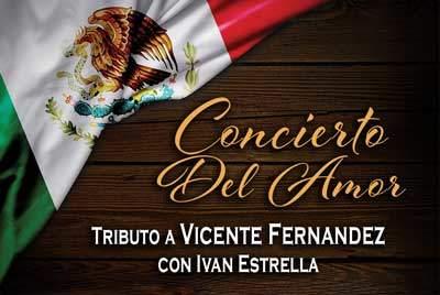tributo a vicente fernandez en las vegas 16 de febrero 2019
