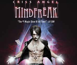 Boletos Criss Angel Las Vegas