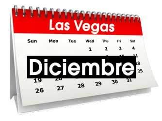 Conciertos Diciembre Las Vegas