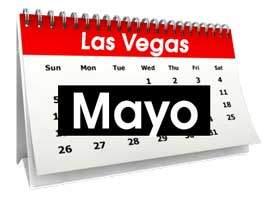 Conciertos Mayo Las Vegas