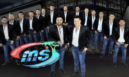 Banda MS en Las Vegas