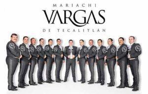 Mariachi Vargas de Tecalitlan en Las Vegas