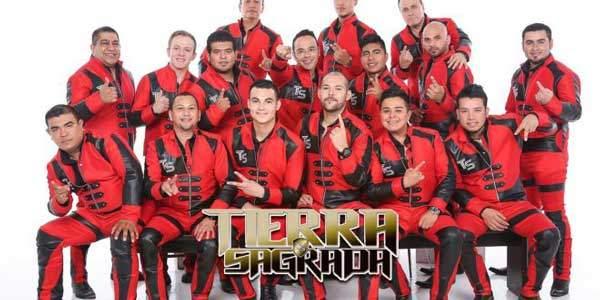 Banda Tierra Sagrada en Las Vegas
