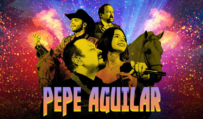 Pepe Aguilar en Las Vegas 2021