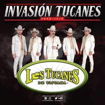 Los Tucanes de Tijuana en Las Vegas