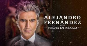 Alejandro Fernandez en Las Vegas