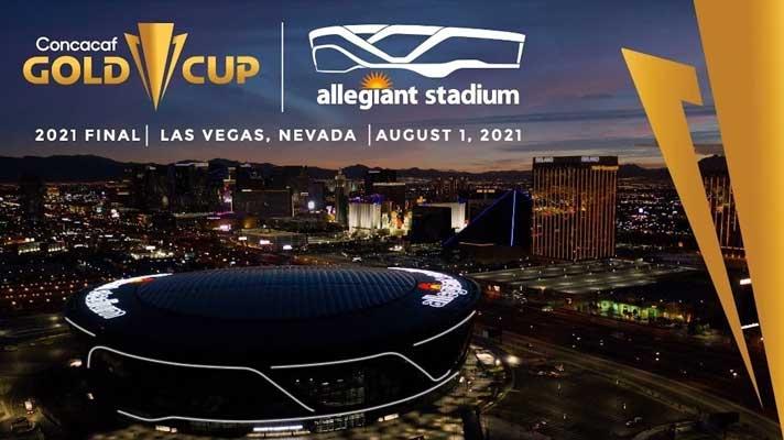 Final de la Copa Oro en Las Vegas
