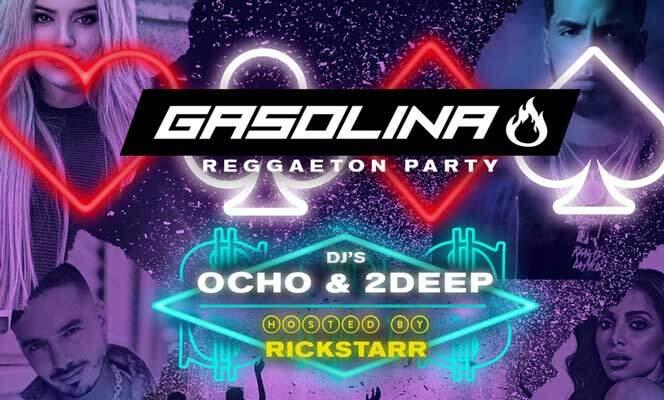 Gasolina Party en Las Vegas