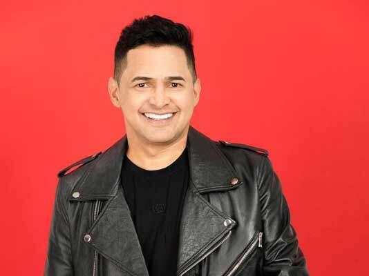 Jorge Celedon en Las Vegas