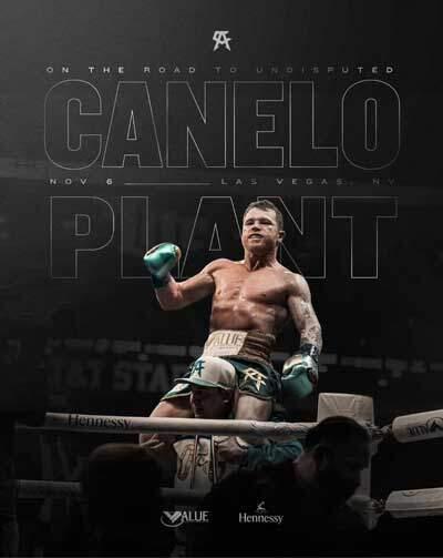 Boletos Canelo vs Plant Las Vegas